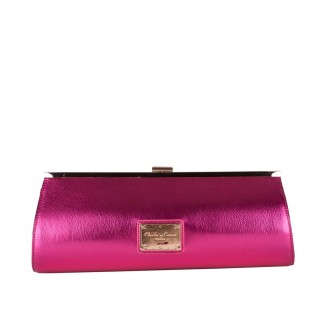 Long Clasp Top Clutch