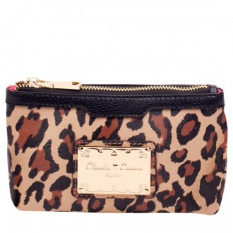 Small Zip Top Make-up/cosmetic Bag
