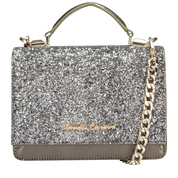 Glitter Evening Cross Body Bag