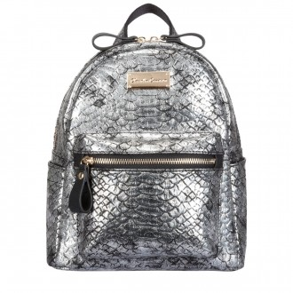 Small Front Pocketed Backpack