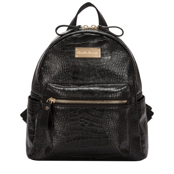 Small Backpack With Front Pocket