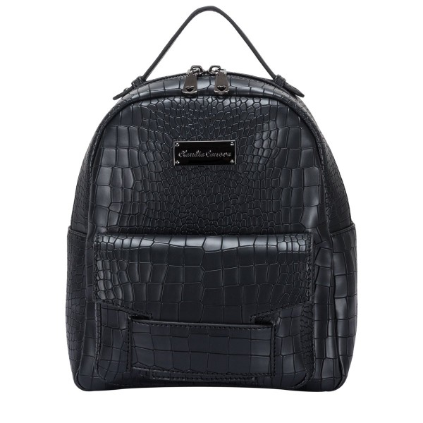 Adela Xs Croc Print Backpack
