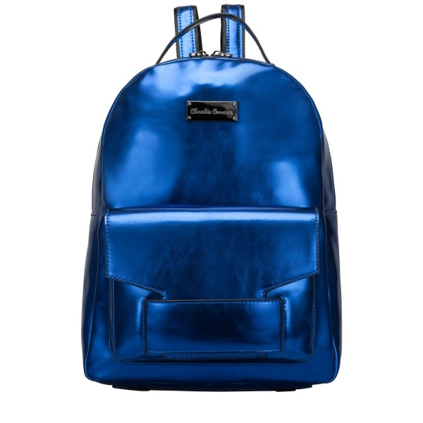 Adela Metallic Backpack