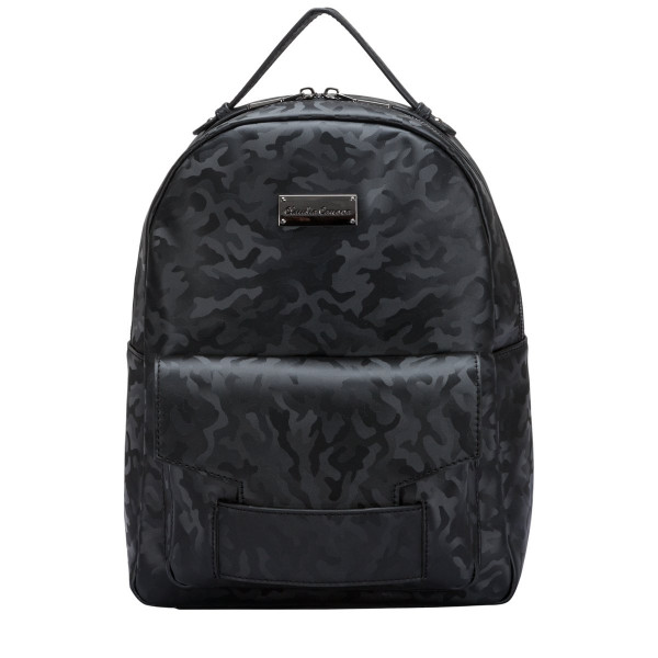 Adela Camo Print Backpack