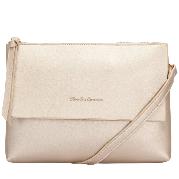 Eloise Metallic Cross Body / Clutch