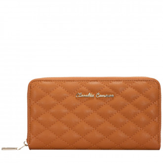 Long Zip Round Wallet