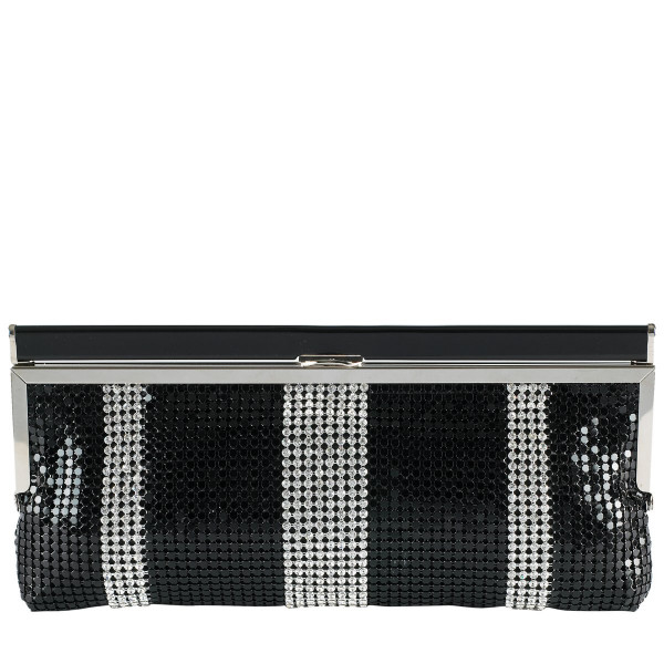 Diamante Banded Evening Bag