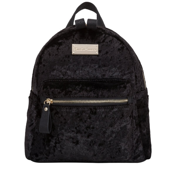 Anii Xs Velour Backpack