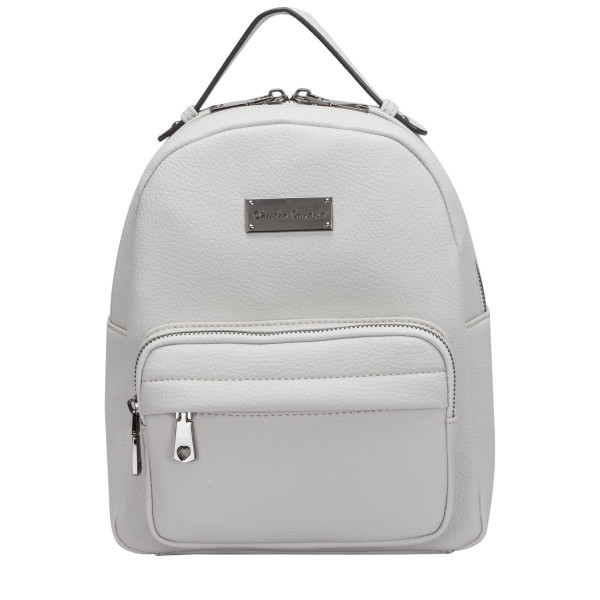Backpack Pastel Fabric Front Pocket