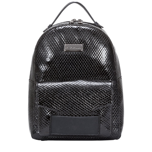 Adela Embossed Backpack