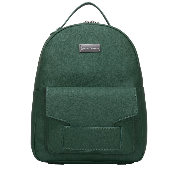 Majesty Backpack Zip Round & Flap Pocket