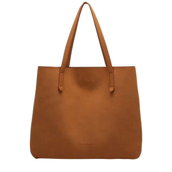 Ophelia Suedette Tote Bag