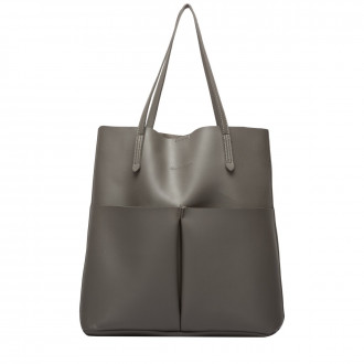 Adella Twin Strap Twin Pocketed Tote