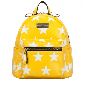 Starlight Backpack Zip Round Zip Pocket