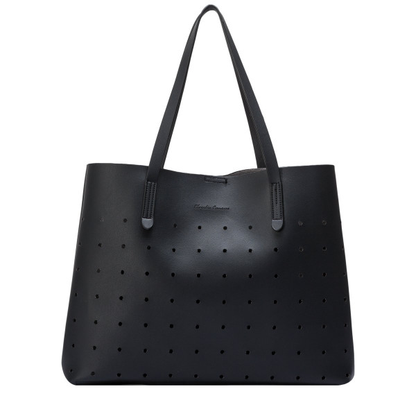 Lunor Punch Detailed E/w Tote Bag