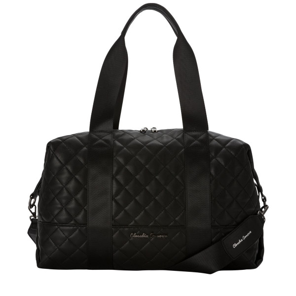Zuria Quilted Twin Strap Holdall