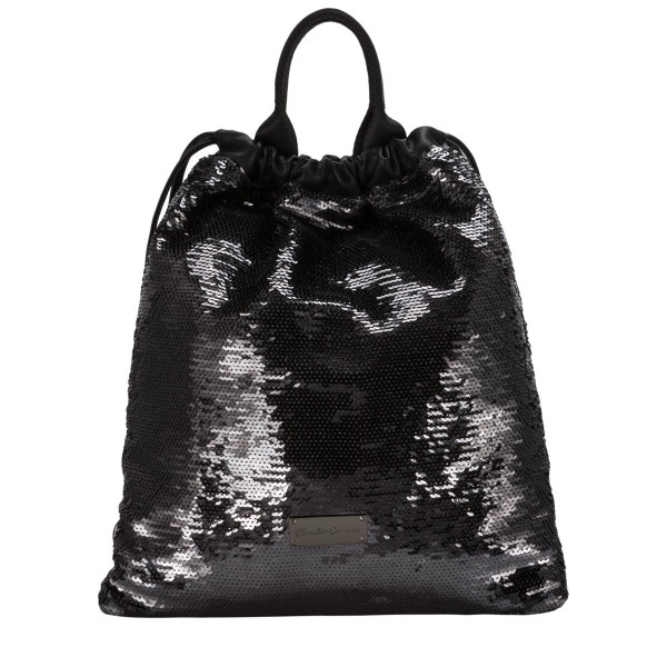 Opus Draw Top Sequin Backpack
