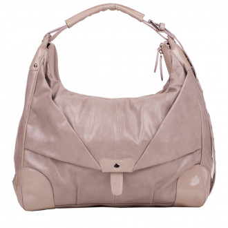 Large Single Strap Shoulder-Pkt Det.