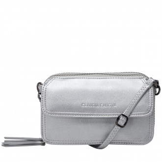 Zip Round Purse / Cross Body