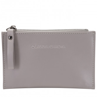 Zip Top Credit Card Slot Purse