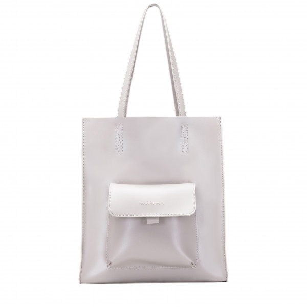 Sisalle Large Pocket Front Tote Bag