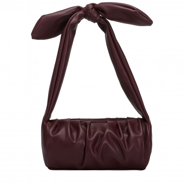 Ciela Ruched Shoulder Bag
