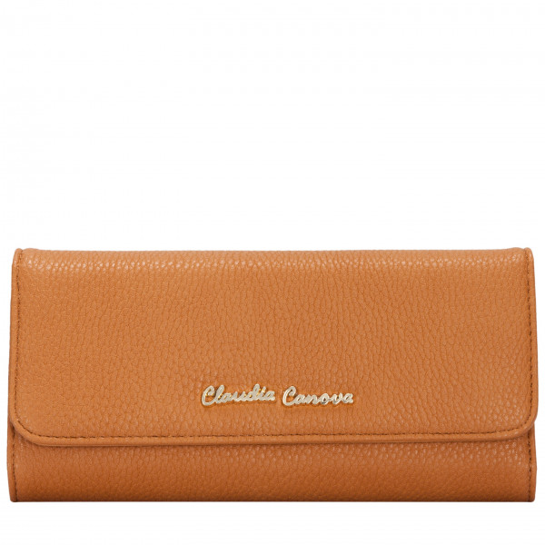 Long Flap Over Wallet