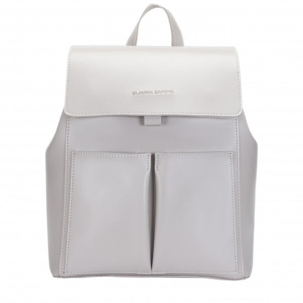 Bessie Flapover Twin Pocketed Backpack