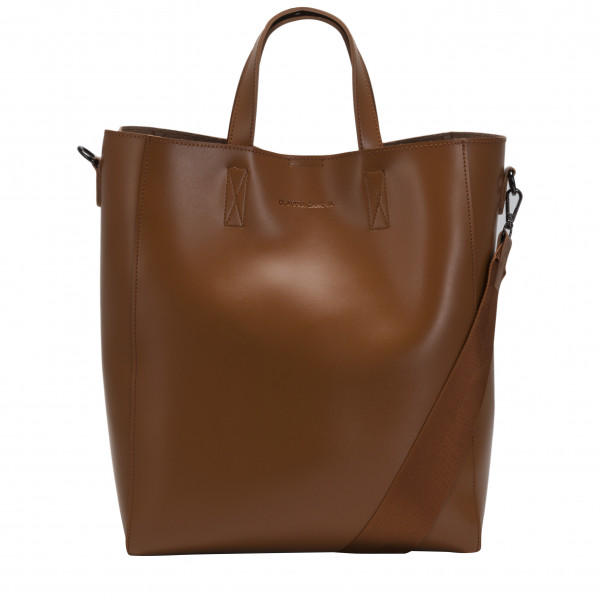 Portrait Tote Bag With Inner Pouch